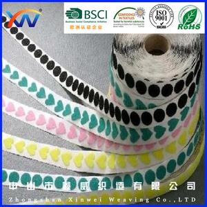 彩色排废www.363.cc粘扣带